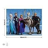 Disney Frozen Eiskönigin Elsa Anna Olaf Leinwand Bilder (PPD752O1FW)