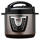 Power Pressure Cooker XL As Seen on TV Create Delicious Meals 10 Times