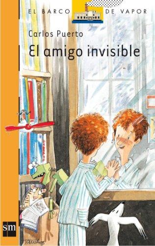 El amigo invisible (Barco de Vapor Naranja)