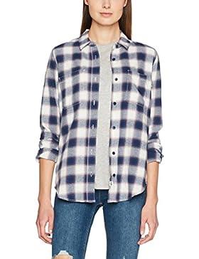 Vans_Apparel Meridian Flannel, Camisa para Mujer