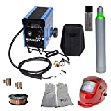 Güde Schutzgas Schweißgerät MIG 155 + WD Tools Zubehör 7 tlg.