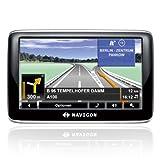 NAVIGON 4350max Navigationssystem (10,9 cm (4,3 Zoll) Display, Europa (40 Länder), TMC, Bluetooth, Clever Parking , Text-to-Speech)