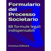 Formulario processo societario