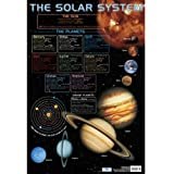 The Solar System - Educational Poster Chart (60x40cm)