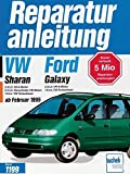 VW Sharan / Ford Galaxy (Reparaturanleitungen)