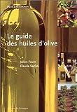 Le Guide des huiles d'olive