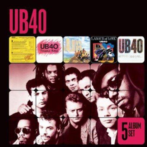 5 Album Set (Signing Off / Present Arms / Ub44 / Labour Of Love / Geffery Morgan) (Fünf Arm)