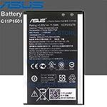"The Black Store C11P1501 3000 mAh Battery for ASUS Zenfone 2 Laser 5.5""/6"" Selfie ZE550KL ZE601KL Z00LD Z011D ZD551KL Z00UD"