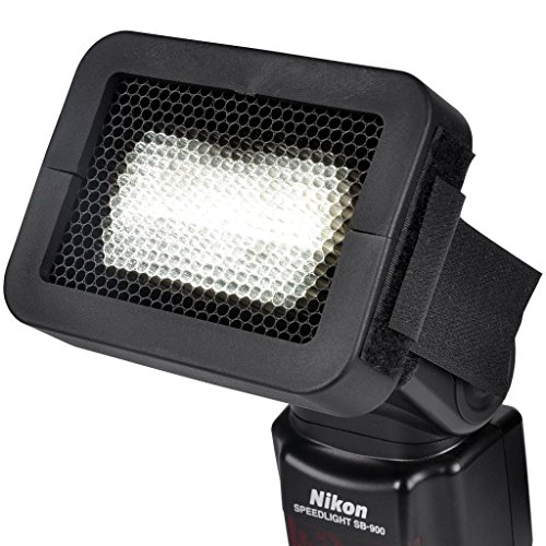 opteka-osc18-1-8-universal-honeycomb-grid-for-external-camera-flashes