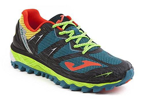 JOMA Olimpo, Zapatillas de Running para Asfalto para Hombre, Negro (Bl