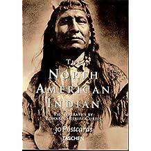 PostcardBook, The North American Indian: Photographs by Edward Sherriff Curtis (Taschen postcard books)