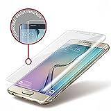 Mocca Design FP-S6EDGE-AC Film de protection d'écran anti casse incurve pour Samsung Galaxy S6 Edge