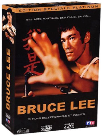 Bruce Lee : Ses arts martiaux, ses films, sa vie... [Édition Platinum]