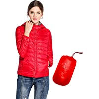 68cd47361 Amazon.co.uk  Red - Down Jackets   Jackets  Sports   Outdoors