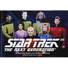 Star Trek: The Next Generation 365 by Paula Block (2012-10-01)