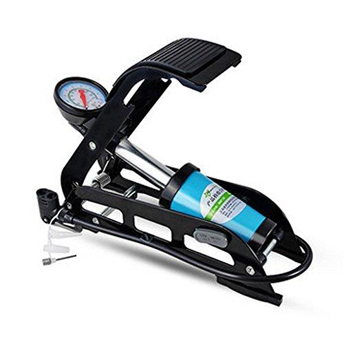 Sogar bici portatile ad alta pressione del piede pompa Veicoli Elettrici Air gonfiaggio, monoculare