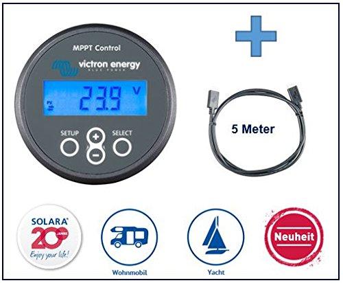 Preisvergleich Produktbild Premium MPPT Control inkl. 5m VE.Direct Kabel