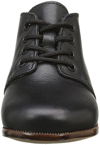 Aster Odria, Chaussures Premiers pas bébé fille Noir