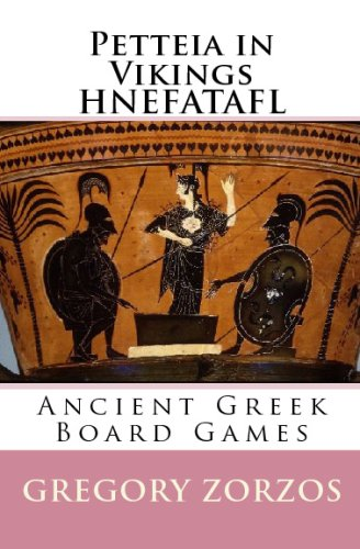 Price comparison product image Petteia In Vikings Hnefatafl: Ancient Greek Board Games