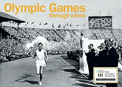 Olympic Games Through a Lens Postcards (Time Out Guides) por Time Out Guides Ltd