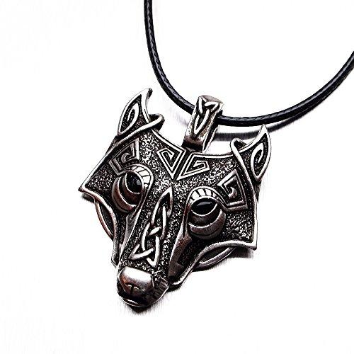 miss-e-joyas-plateado-envejecido-para-lobo-cara-colgante-collar-suter-para-hombre-vikingo-nrdico-hec