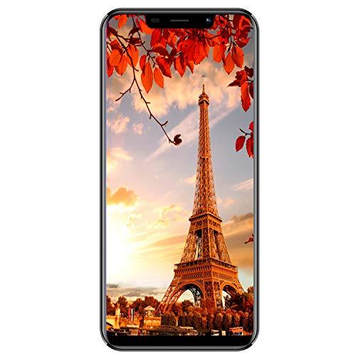 V Mobile A2 Lite Smartphone de 5.84' RAM de 3 GB/32 GB de ROM,Batería de 3800mAh,Pantalla Completa 19:9 1512x720...