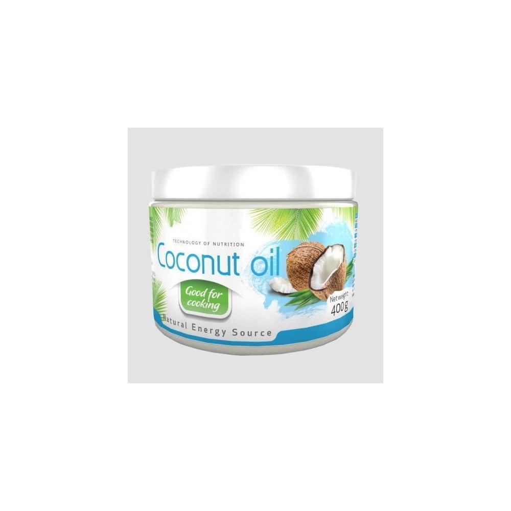 400ml 400g Coconut Oil Kokosl Kokosfett Kokosnussl Geruchlos 100 Natrlich Und Rein Reich An Ungesttigten Fettsuren