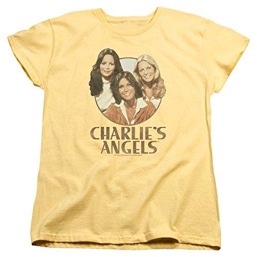 Charlies Angels Retro T-shirt