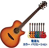 Aria tg1lvs Gitarre