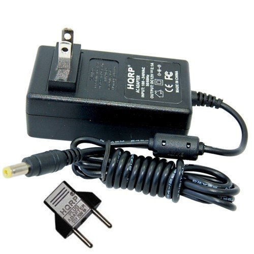 HQRP AC Adapter for D-Link DCS-5010L / DCS-5020L / DCS-5222L Network Camera Power Supply Cord plus HQRP Euro Plug Adapter  available at amazon for Rs.2878