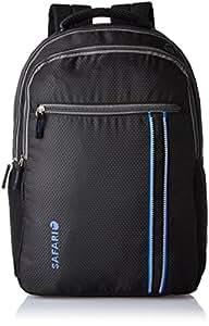 Safari 25 ltrs Laptop Backpack (Connect-Black-LB)