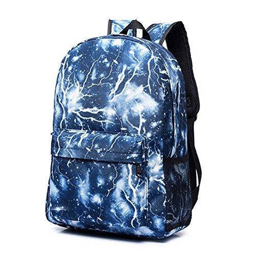 Imagen de galaxy de  escolar, bolsa de viaje unisex  escolar colección lienzo , thunder blue azul  ev g1 alternativa
