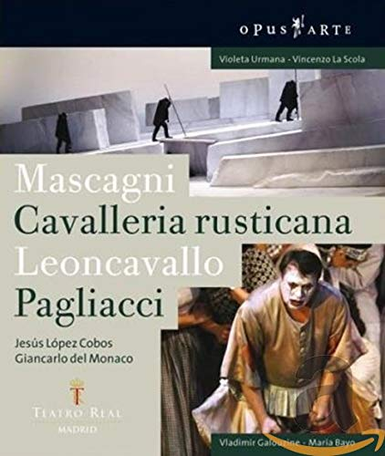 Cavalleria Rusticana, Pagiacci [Blu-Ray]