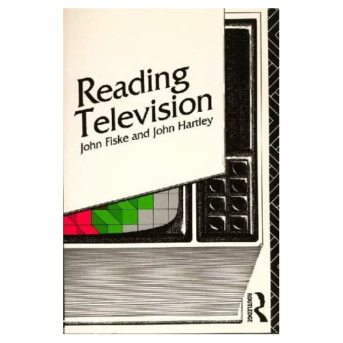 READING TELEVISION (New Accents) by John Fiske (27-Jul-1978) Paperback