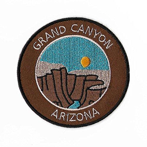 Arizona Mädchen Jean (bestickt Patch the Grand Canyon Arizona)