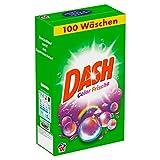 Dash Colorwaschmittel Pulver Color Frische, 6,5 kg - 100 Waschladungen, 1er Pack (1 x 6,5 kg)