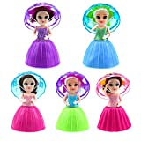 BeesClover Überraschung Cupcake Prinzessin Puppe verformbare Puppen Mädchen Geburtstag Geschenk...
