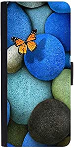 Snoogg Lonely Butterflydesigner Protective Flip Case Cover For Samsung Galaxy...