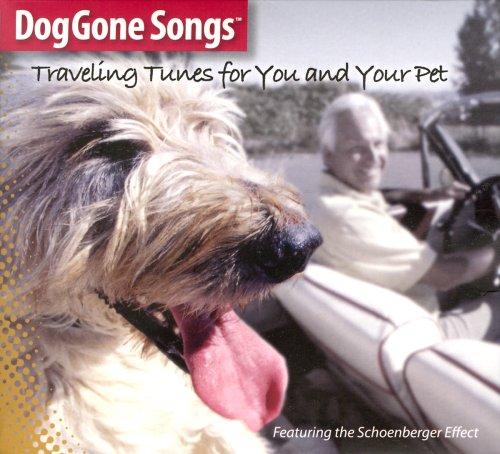 Booda Doggone Songs Travel Tunes CD - Songs Doggone