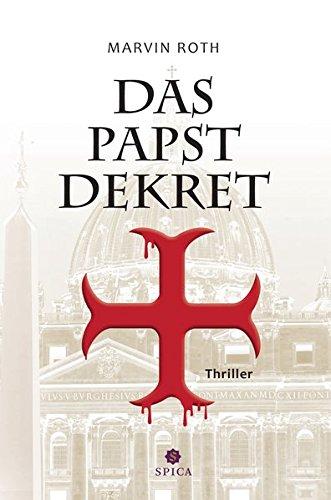 Cover des Buches Das Papstdekret