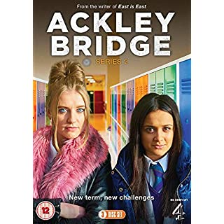 Ackley Bridge: Series Two [3-disc] [DVD]