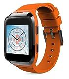 MyKronoz ZeSplash 2 Montre pour Smartphone/Tablette Orange/Noir