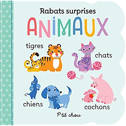 Rabats surprises animaux