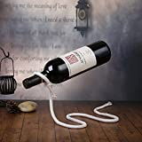 Magical Red Wine Rack Snake Dangling Rop...
