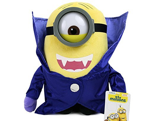 Minion Vampire Plush - Despicable Me - 28cm 11""