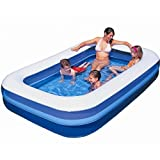 Best piscina inflable - Piscina Inflable Rectangular 262x175x51cm Review