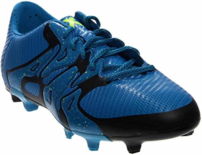 Adidas Mens X 15.3 Fg Fg Fg AG Fiduciaria Terra Erba Artificiale Morsetti di Calcio 7 1 2 Us   Essere Nuovo Nel Design  50f1b9