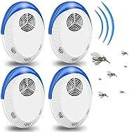 طارد البعوض من إينو تك، جهاز مبيد الحشرات بالموجات فوق الصوتية الإلكترونية للحشرات، مكافحة الآفات في الاماكن ا