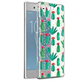 Sony Xperia X Compact Case, Eouine Phone Case Clear with