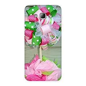 Delighted Beautiful Gift Multicolor Back Case Cover for Galaxy A8